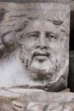 Twarzy rzeźba Obraz Royalty Free