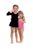 Twee Ballerina's Stock Fotografie