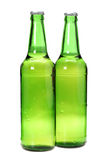 Twee bieren Royalty-vrije Stock Foto