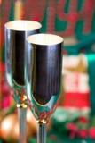 Twee bocals Royalty-vrije Stock Foto