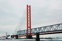 Twee bruggen Royalty-vrije Stock Afbeeldingen