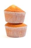 Twee cakes van de Fee Stock Fotografie