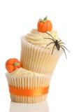 Twee Cakes van Halloween royalty-vrije stock foto
