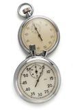 Twee chronometers Royalty-vrije Stock Foto's