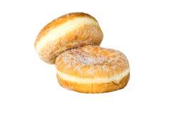 Twee doughnuts Royalty-vrije Stock Foto