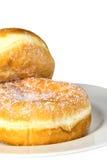 Twee doughnuts Stock Afbeelding
