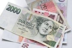 Twee duizend kronen Stock Afbeelding