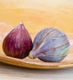 Twee fig. Stock Fotografie
