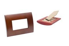Twee frames. Royalty-vrije Stock Foto's