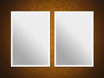 Twee Frames van de Foto vector illustratie