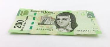 Twee Honderd Peso's Royalty-vrije Stock Afbeelding