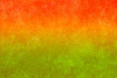 Twee kleurenachtergrond Stock Fotografie