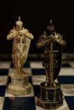 Twee koningen Royalty-vrije Stock Foto