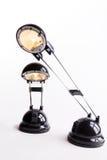 Twee lampen Royalty-vrije Stock Foto's