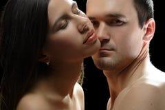 Twee in liefde Royalty-vrije Stock Foto's
