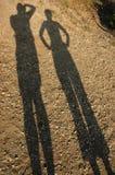 Twee mensen Stock Foto's
