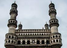 Twee Minars Royalty-vrije Stock Foto's