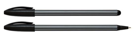 Twee pennen Royalty-vrije Stock Fotografie