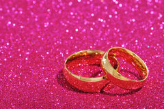 Twee Ringen Stock Fotografie