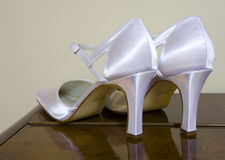 Twee schoenen Royalty-vrije Stock Afbeelding