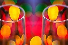Koppen van Cheer Stock Afbeeldingen