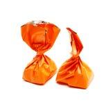 Twee suikergoed Royalty-vrije Stock Afbeelding