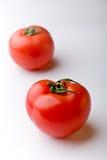 Twee tomaten Stock Foto