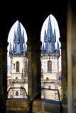 Twee Torens Stock Fotografie