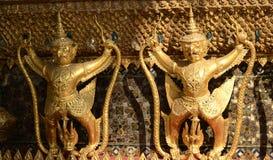 Twee van Garuda Royalty-vrije Stock Fotografie