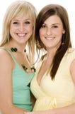 Twee Vrienden Royalty-vrije Stock Foto