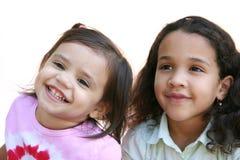 Twee Zusters stock afbeelding