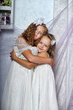 Twee zusters Stock Fotografie
