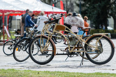 Tweed ride 2017. Here you can look Royalty Free Stock Image