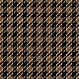 Tweed Texture_Brown Royalty Free Stock Photo