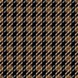 Tweed Texture_Brown illustrazione vettoriale