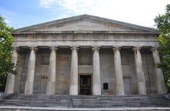 Tweede Bank van de Verenigde Staten in Philadelphia royalty-vrije stock fotografie