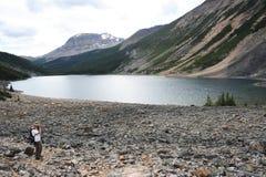 Tweede Geraldine Lake Royalty-vrije Stock Afbeeldingen