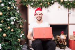 Tweede kerstdagconcept Royalty-vrije Stock Foto's