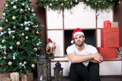 Tweede kerstdagconcept Stock Fotografie