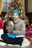 Tweede kerstdagconcept Royalty-vrije Stock Fotografie