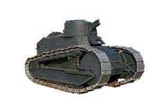Tweede Wereldoorlog Lichte Tank Royalty-vrije Stock Afbeelding