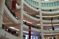 TWEELING DE TORENwinkelcentrum VAN KLCC PETRONAS royalty-vrije stock fotografie