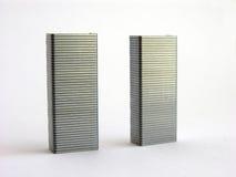 Tweeling Torens Stock Afbeelding