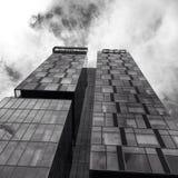 Tweeling Torens Royalty-vrije Stock Afbeelding