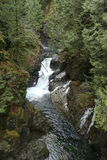 Tweelingdalingen (Washington) stock foto