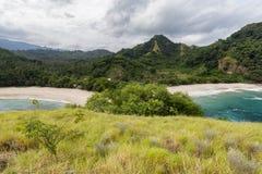 Tweelingkoka-stranden stock fotografie