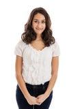 Tween girl portrait Royalty Free Stock Images