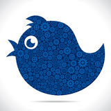 Tweet bird Royalty Free Stock Image