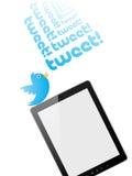 Tweet Stock Photography