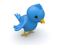 Tweet-tweet! Royalty Free Stock Photography